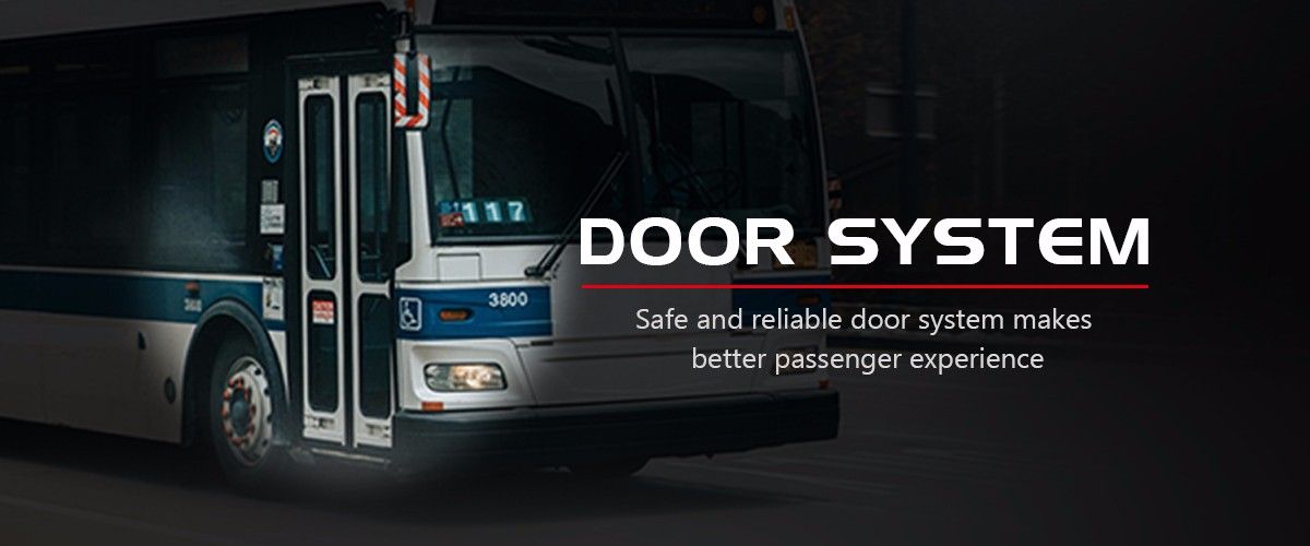 Bus And Coach Door System
