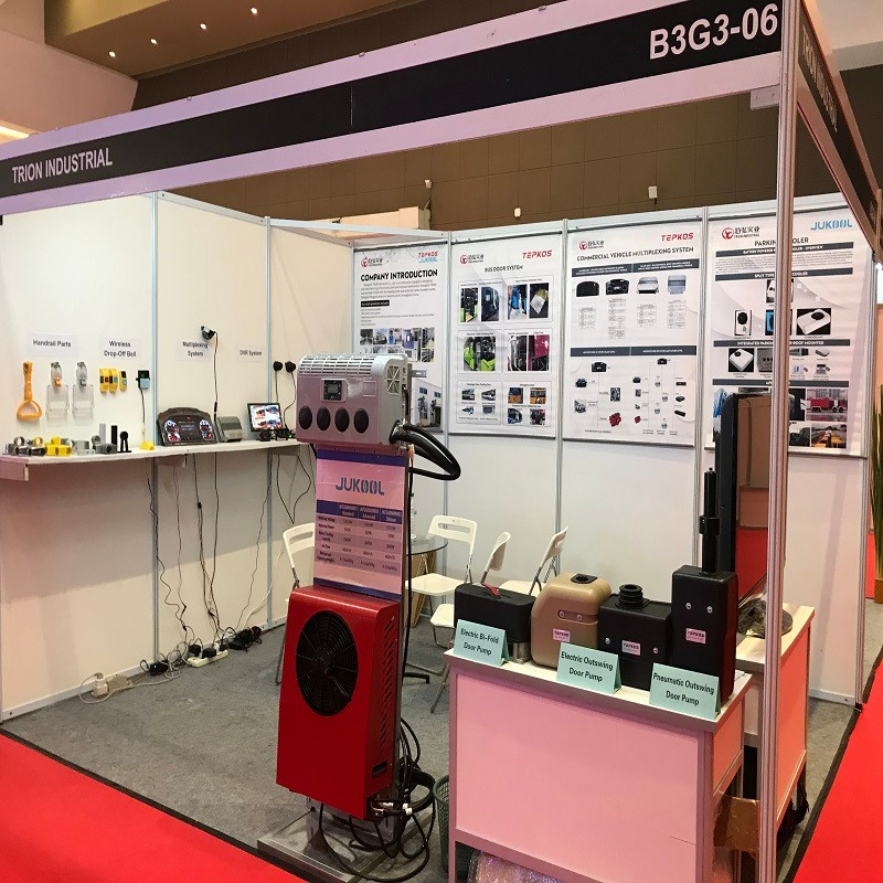 2019 Bus World Indonesia on March 20-22,Our booth No. is B3G3-06