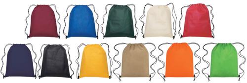nonwoven backpacks
