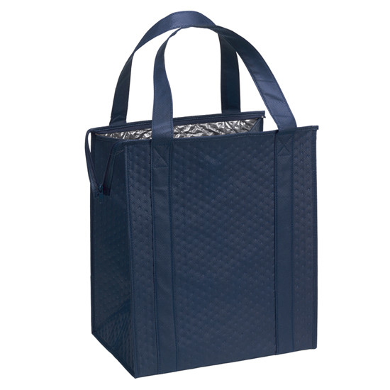 Large Insulated Grocery Tote Cooler Bag