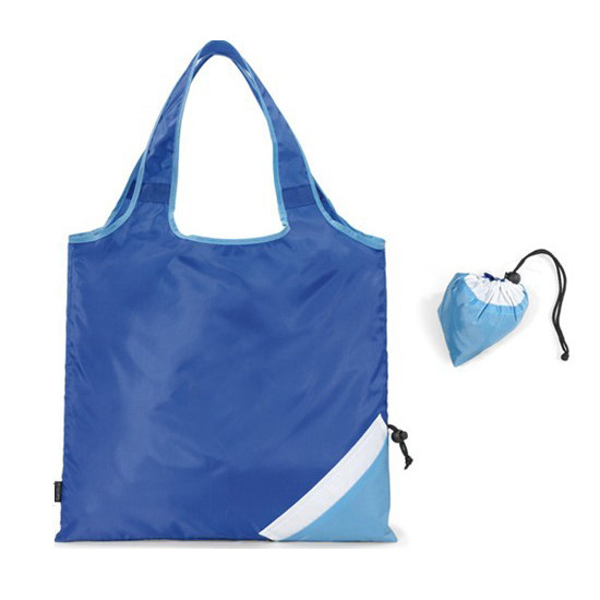 Resuable Foldable Cinch Corner Tote