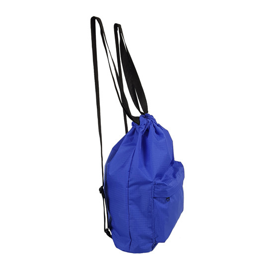 Polyester Drawstring Bags With Pouch