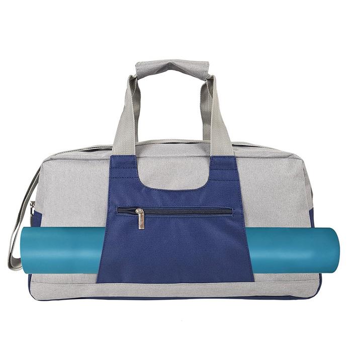 Модный Йог центр сумки рюкзак с мат держателем