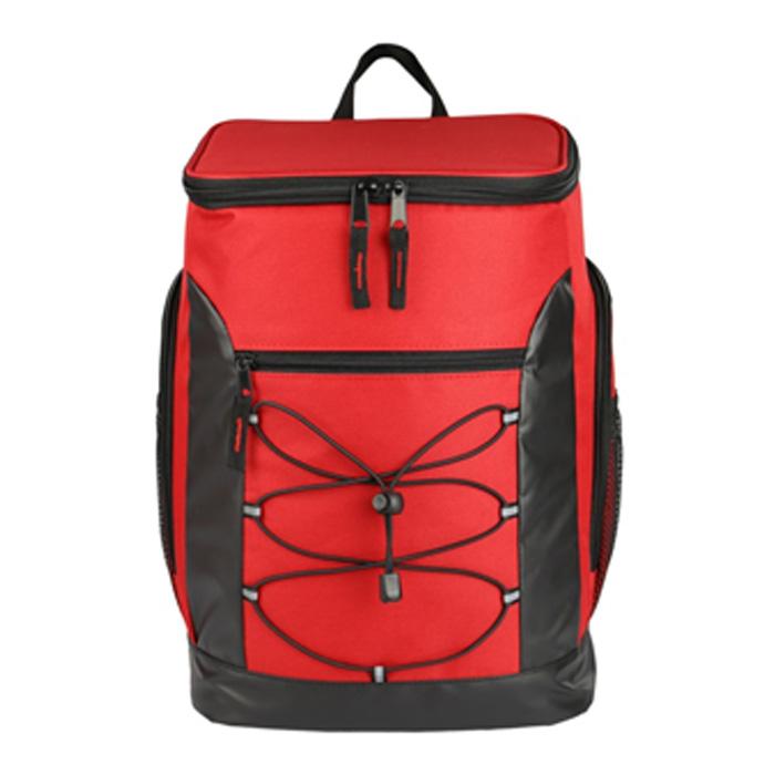 Подготовьте удобный водостойкий рюкзак-охладитель большой емкости из экологически чистых материалов