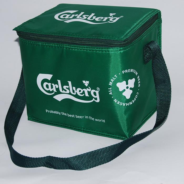 Получен заказ на изготовление 100000 сумок-холодильников для Carlsberg.