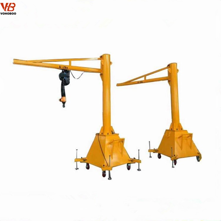 Slewing Jib Crane Manufacturers, Slewing Jib Crane Factory, Supply Slewing Jib Crane