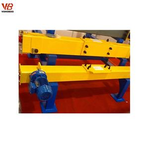 European Type Double Girder Crane End Carriage
