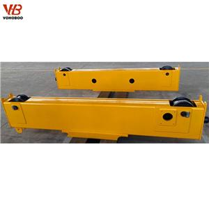 Open Pinion Type Single Girder Crane End Carriage