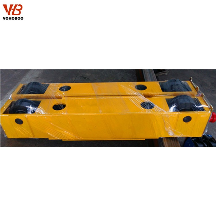 High Quality End beam for EOT Crane,10 ton eot crane end carriage Factory,Overhead Crane End Carriage Price