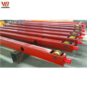 European Type Suspension Crane End Carriage