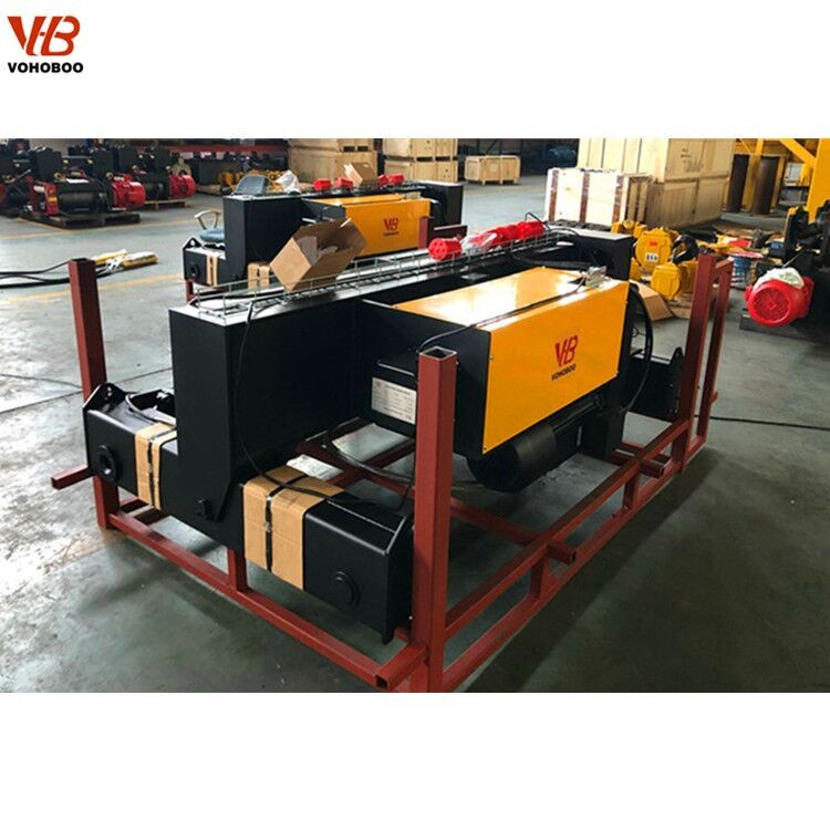 European Type Single Girder Crane Wire Rope Hoist Manufacturers, European Type Single Girder Crane Wire Rope Hoist Factory, Supply European Type Single Girder Crane Wire Rope Hoist