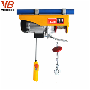 Trolley Type Mini Electric Hoist