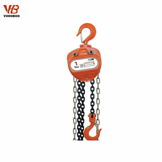 Manual Chain Hoist Manufacturers, Manual Chain Hoist Factory, Supply Manual Chain Hoist