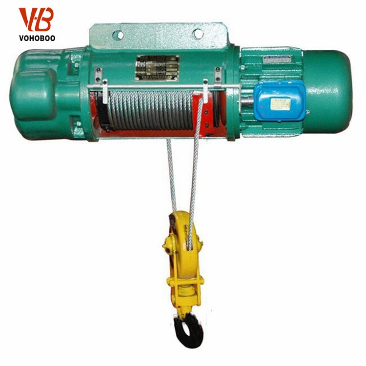 CD1 Single Lift Speed Wire Rope Electric Hoist