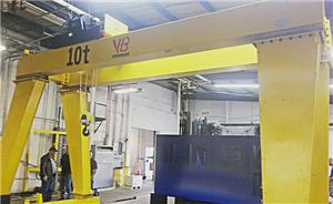 Gantry Crane to USA