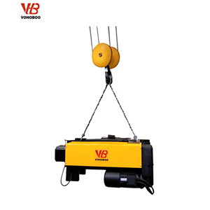 European Type Double Girder Crane Wire Rope Hoist