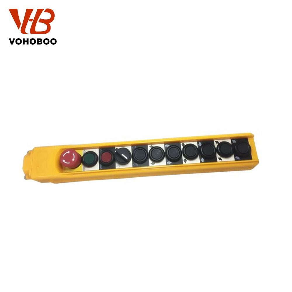 Push Button Swith for Crane Hoist Manufacturers, Push Button Swith for Crane Hoist Factory, Supply Push Button Swith for Crane Hoist