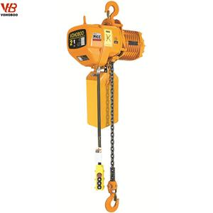 2 ton Electric Chain Hoist with Remote Control