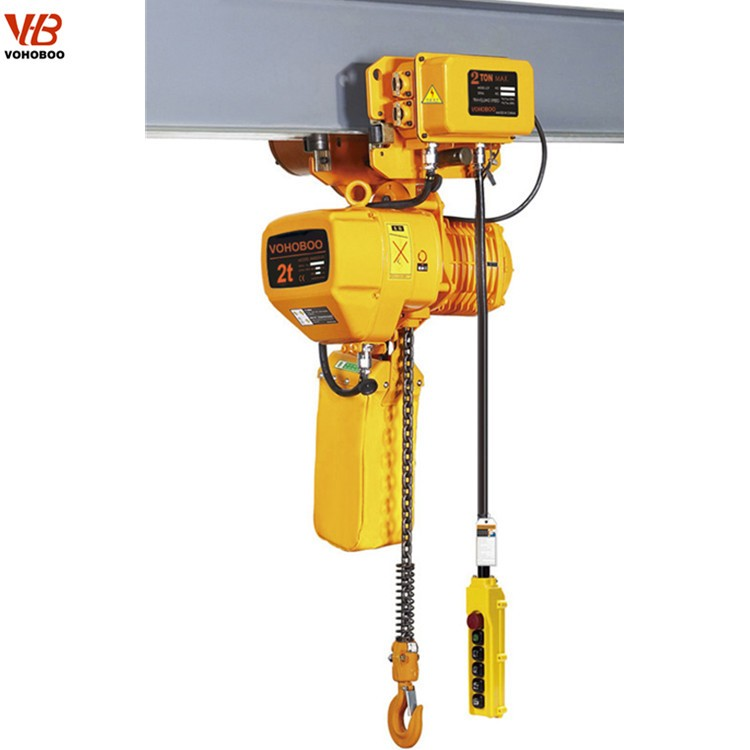 2 ton Electric Chain Hoist with Remote Control Manufacturers, 2 ton Electric Chain Hoist with Remote Control Factory, Supply 2 ton Electric Chain Hoist with Remote Control