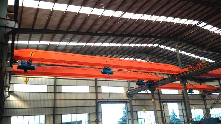 Lieferung Einzelträger Brückenkran Preis 5 Tonnen