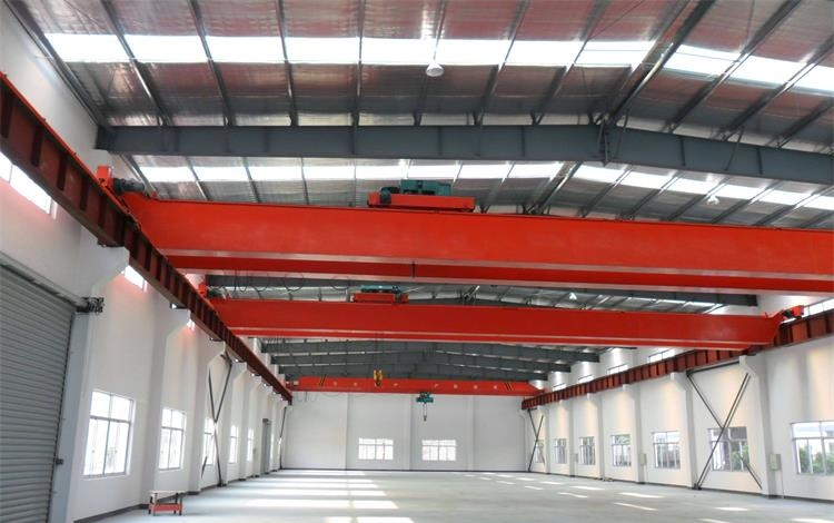 Sales Double Girder Overhead Crane