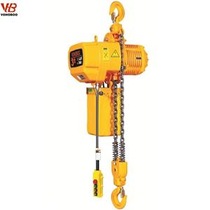 HHBB Hook Type Electric Chain Hoist