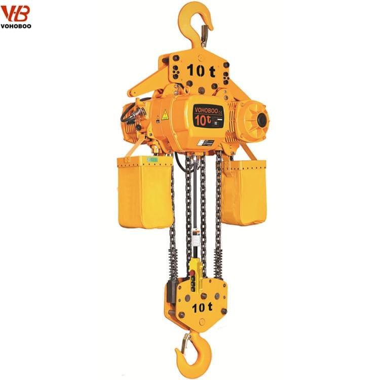 أفضل HHBB نوع هوك رافعة كهربائية ، ماركات رافعة كهربائية سلسلة ، HHBB خطاف رافعة السعر