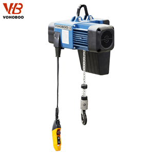 European Hook Type Electric Chain Hoist