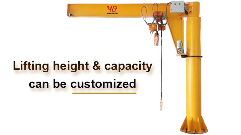 jib crane factory