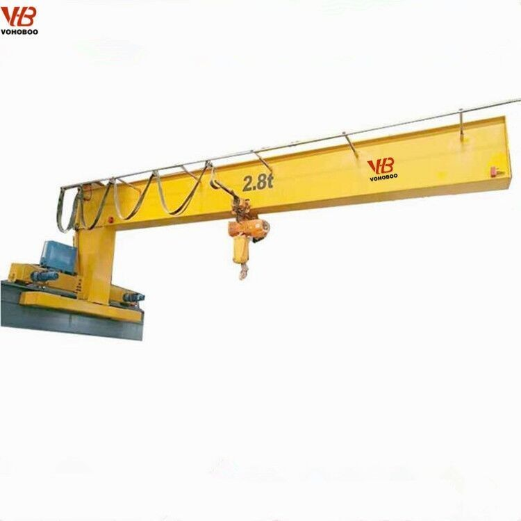 Sales Wall Mounted Jib Crane,High Quality Slewing Arm Crane,Electric 5t Jib Crane Manufacturers
