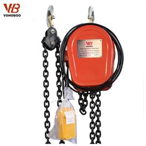 DHS Type Electric Chain Hoist 1T-10T Lifting Capacity