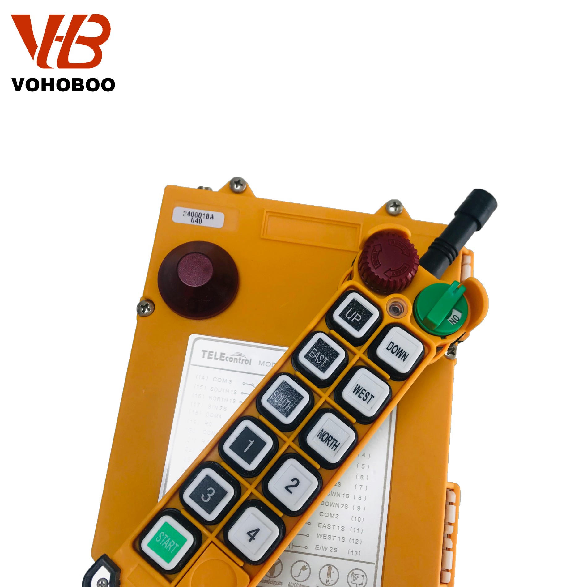 F24-10S/10D remote controller Manufacturers, F24-10S/10D remote controller Factory, Supply F24-10S/10D remote controller