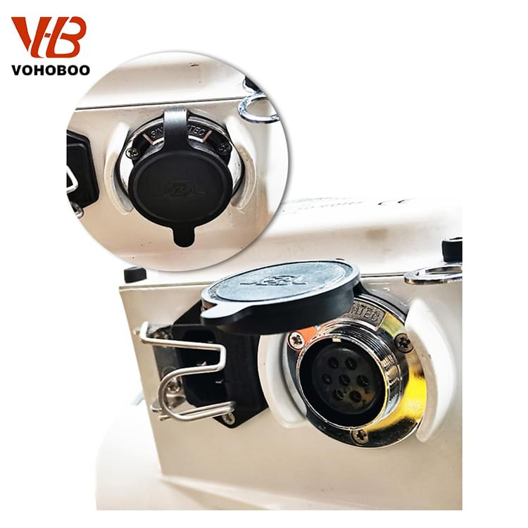 110V/220V Single Phase Mini Electric Chain Hoist Factory