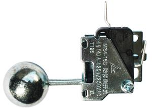 Electric Heater Tilt Switch For Safety