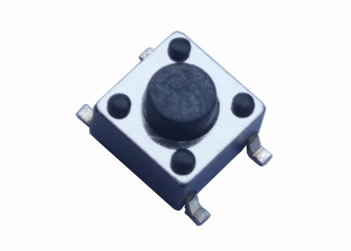 China 4 Pin SMD Switch,Produce Mini Tactile Switch,SMD Micro Switch Manufacturers