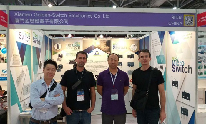 Back from Hongkong Spring Electronic Components Exhibition