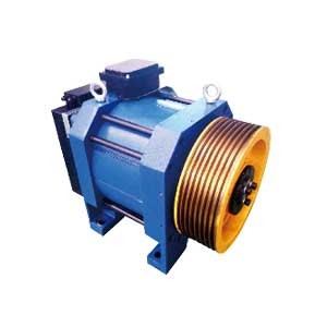 Machine Roomless Motor