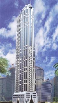 پروژه Sharjah Tower در امارات متحده عربی
