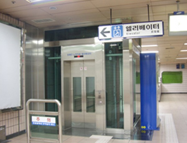 Metro Projoct in Seoul , South Korea