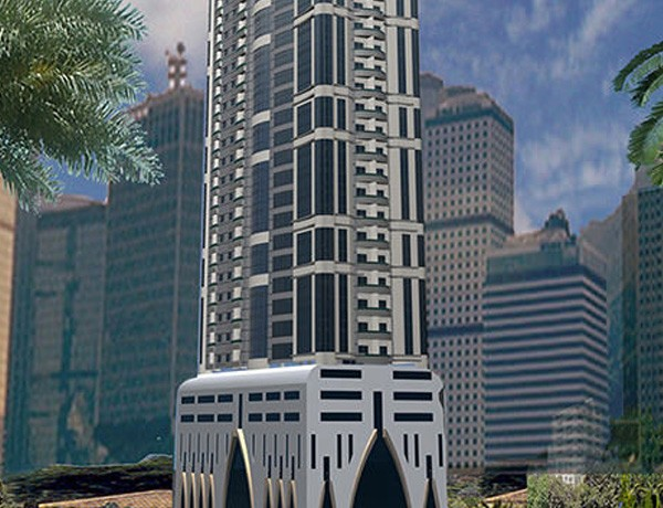 Sharjah Tower Project in United Arab Emirates