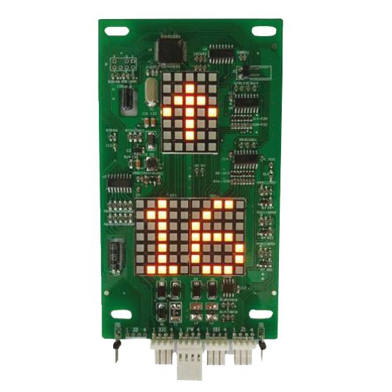 Sales Supply Dot Matrix Indicator Elevator display call