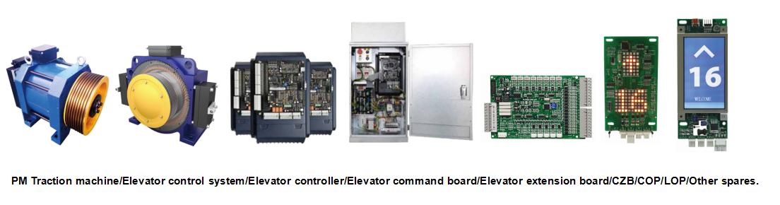 Elevator button board