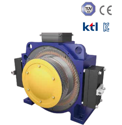 Blelight Traction Machine --WYT-T TYPE-EXAMINATION CERTIFICATE OF SPECIAL EQUIPMENT