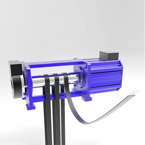 Bluelight Hoisting Belt