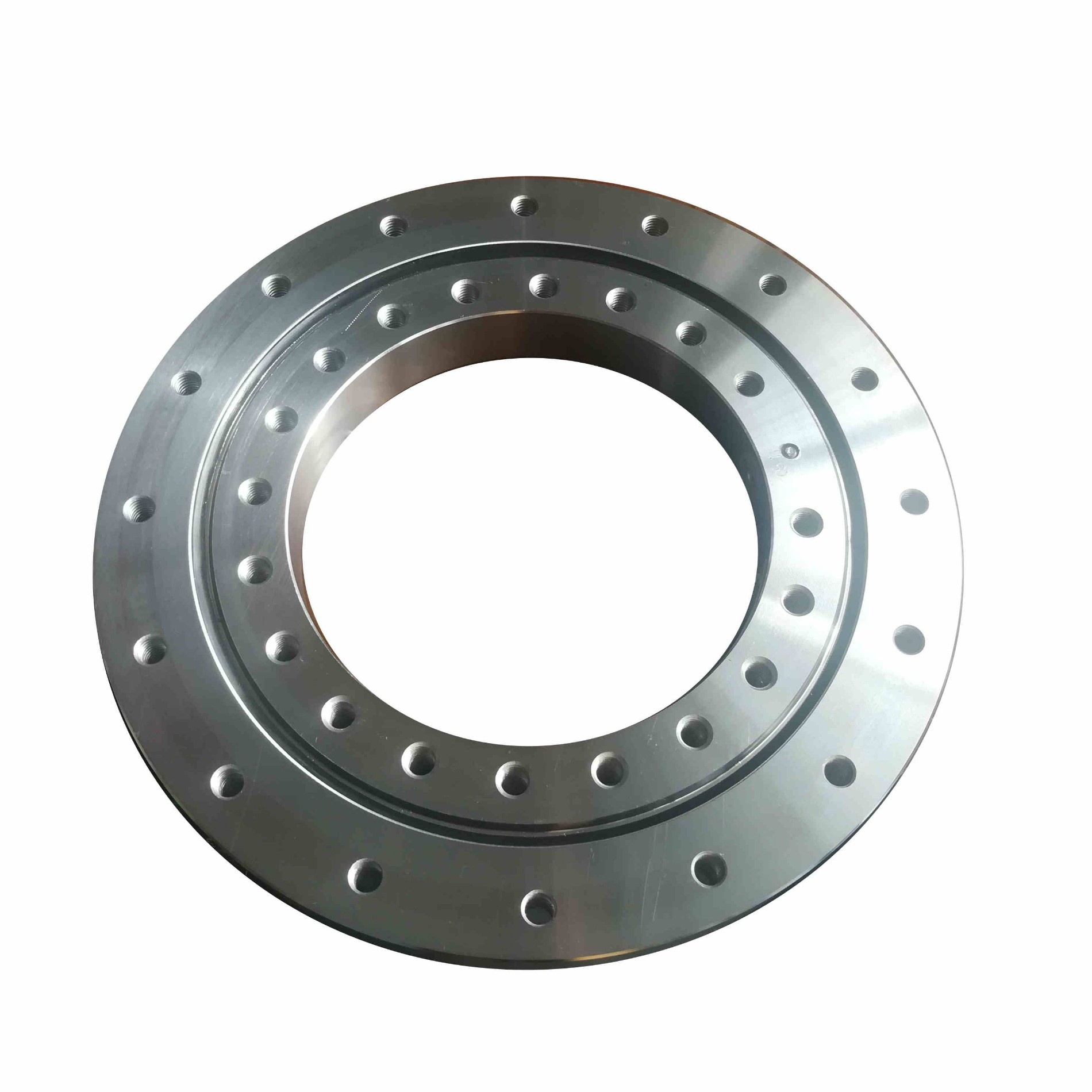 Four Point Contact Ball Slewing Bearing For Rail Machinery