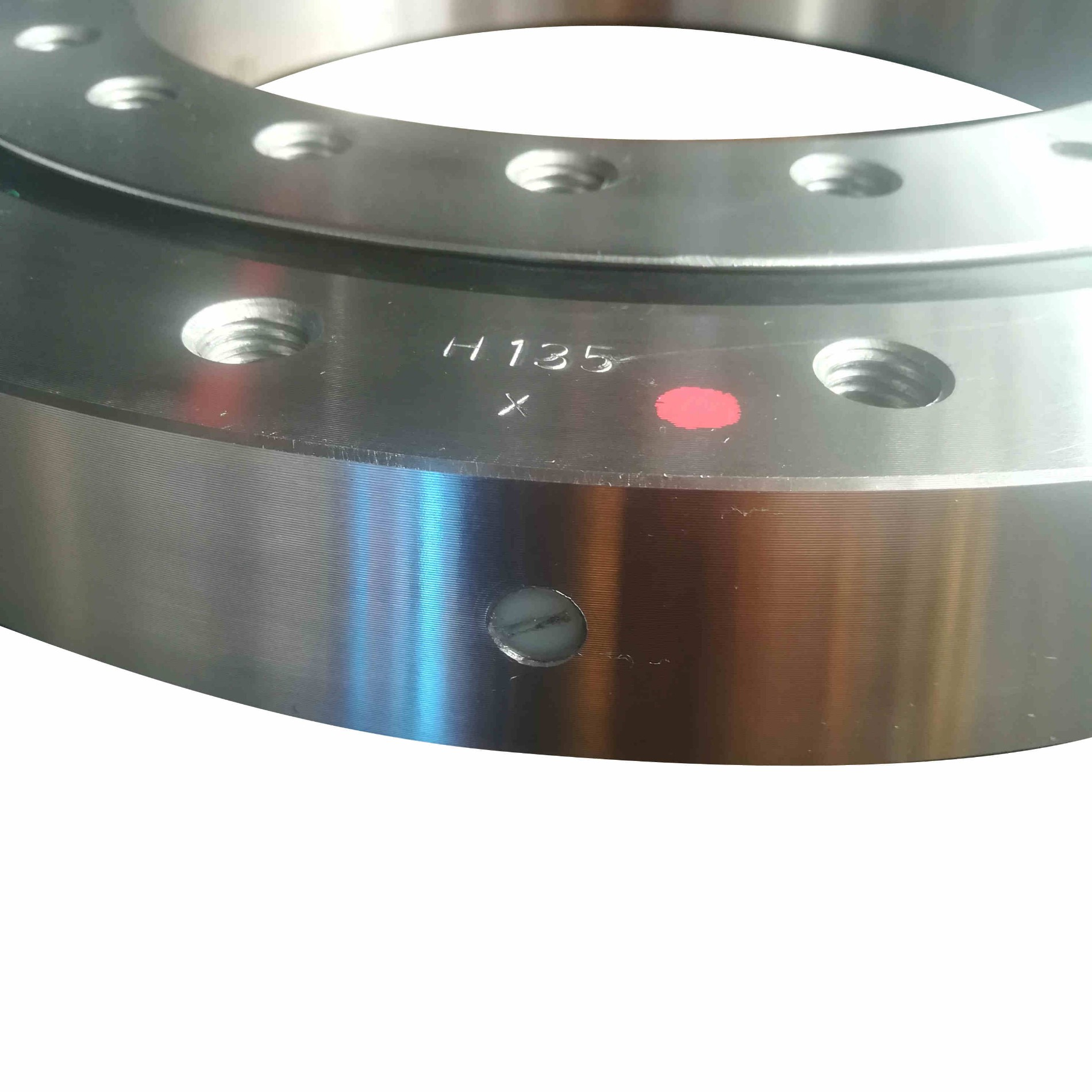 Four Point Contact Ball Slewing Bearing For Rail Machinery Manufacturers, Four Point Contact Ball Slewing Bearing For Rail Machinery Factory, Supply Four Point Contact Ball Slewing Bearing For Rail Machinery