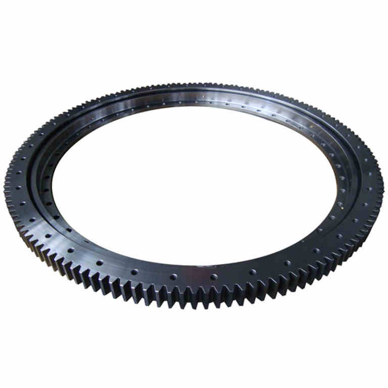 Large Turntable Bearing For Construction Equipment