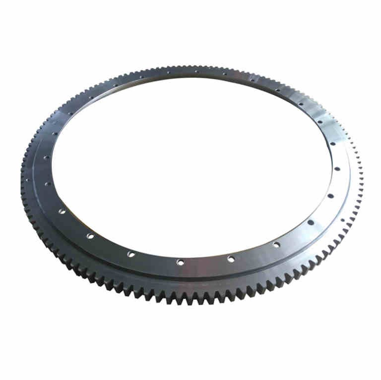 Turntable Bearings Heavy Duty for Rail Maintenance