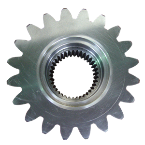 Pinion For Tunnel Boring Machine