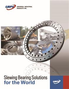 كتالوج شركة UIPI Slewing Bearing